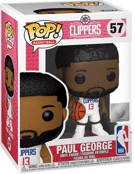PAUL GEORGE FUNKO POP VINYL