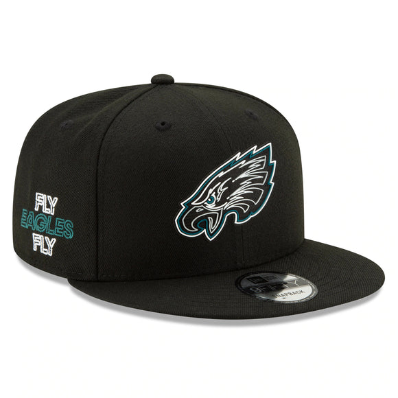 PHILADELPHIA EAGLES 2020 DRAFT DAY 9FIFTY SNAPBACK