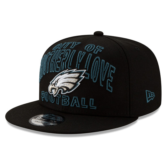 PHILADELPHIA EAGLES 2020 DRAFT DAY ALTERNATE 9FIFTY SNAPBACK