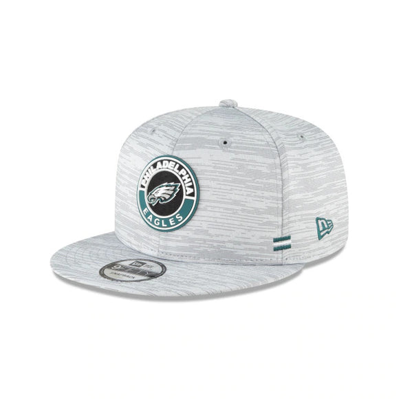 PHILADELPHIA EAGLES 2020 SIDELINE 9FIFTY SNAPBACK
