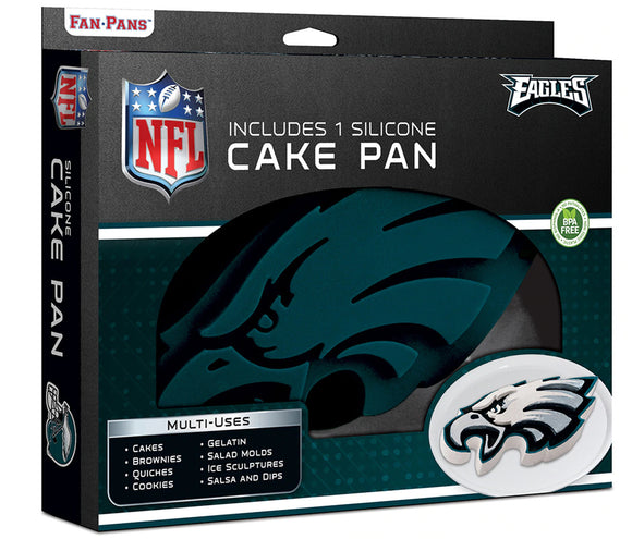 PHILADELPHIA EAGLES CAKE PAN