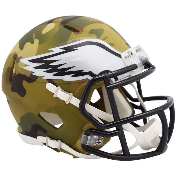 PHILADELPHIA EAGLES CAMO MINI SPEED HELMET