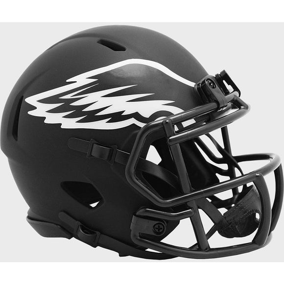 PHILADELPHIA EAGLES ECLIPSE MINI SPEED HELMET
