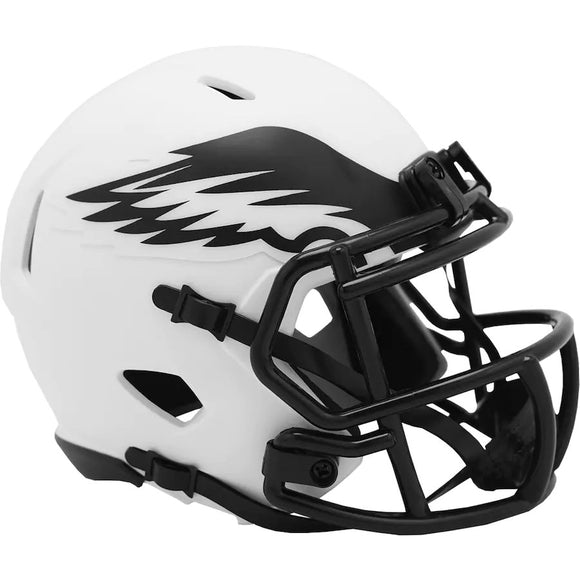 PHILADELPHIA EAGLES LUNAR MINI SPEED HELMET