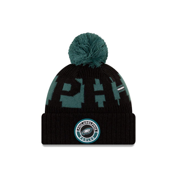 PHILADELPHIA EAGLES SIDELINE KNIT