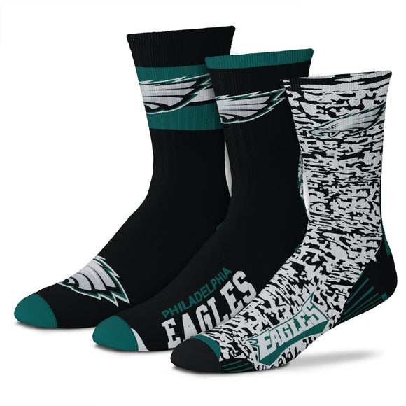 PHILADELPHIA EAGLES STIMULUS SOCKS
