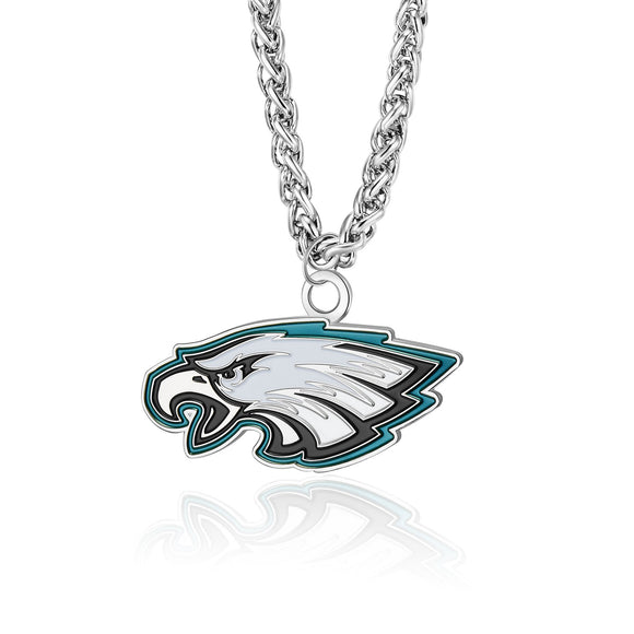 PHILADELPHIA EAGLES TEAM LOGO NECKLACE