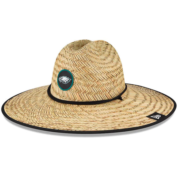 PHILADELPHIA EAGLES TRAINING STRAW HAT