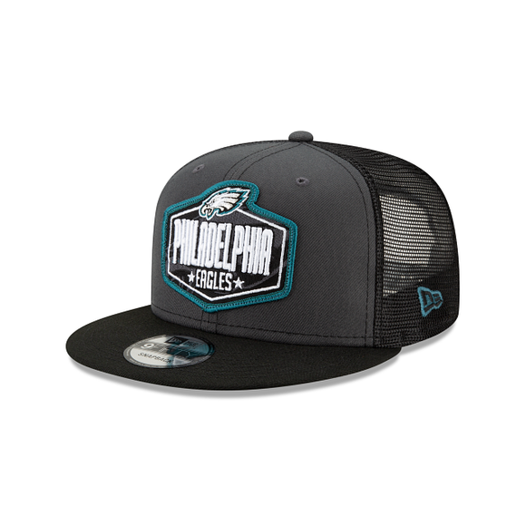 PHILADELPHIA EAGLES YOUTH JR 2021 DRAFT 9FIFTY SNAPBACK