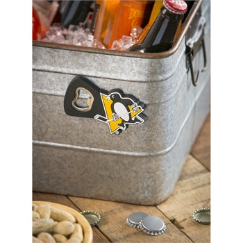 PITTSBURGH PENGUINS MAGNET BOTTLE OPENER