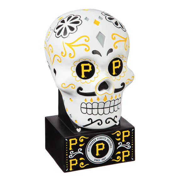 PITTSBURGH PIRATES SUGAR SKULL HEAD