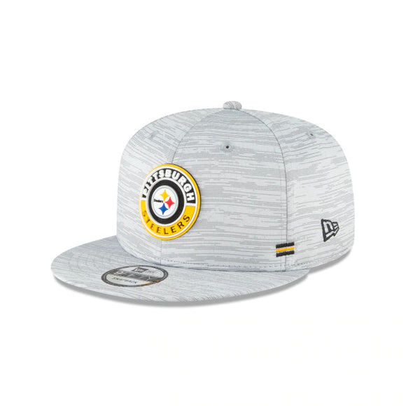 PITTSBURGH STEELERS 2020 SIDELINE 9FIFTY SNAPBACK