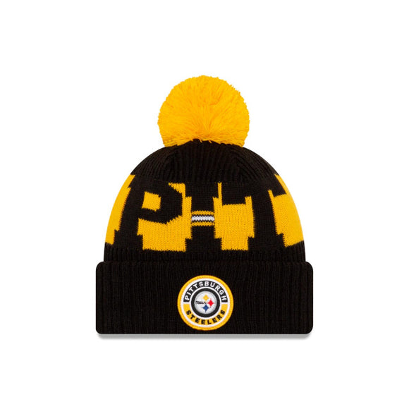 PITTSBURGH STEELERS SIDELINE KNIT