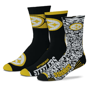 PITTSBURGH STEELERS STIMULUS SOCKS