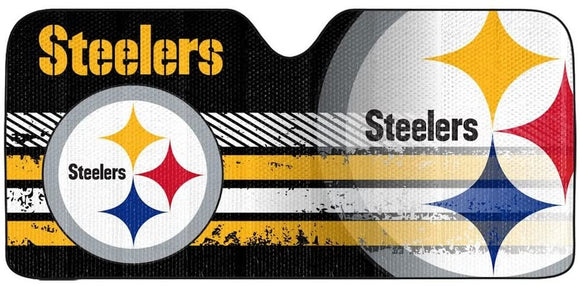 PITTSBURGH STEELERS SUN SHADE VISOR