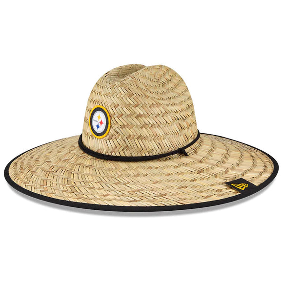 PITTSBURGH STEELERS TRAINING STRAW HAT
