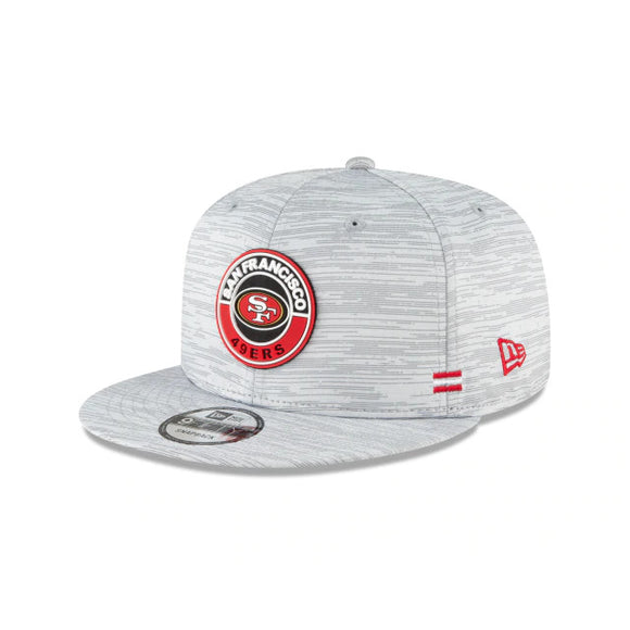 SAN FRANCISCO 49ERS 2020 SIDELINE 9FIFTY SNAPBACK