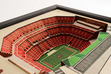 SAN FRANCISCO 49ERS 25 LAYER 3D STADIUM