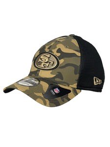 SAN FRANCISCO 49ERS CAMO NEO 39THIRTY FLEX FIT