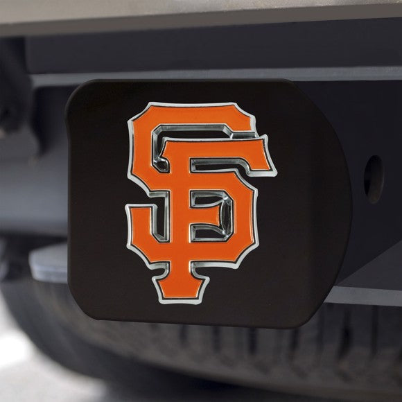 SAN FRANCISCO GIANTS BLACK LOGO HITCH