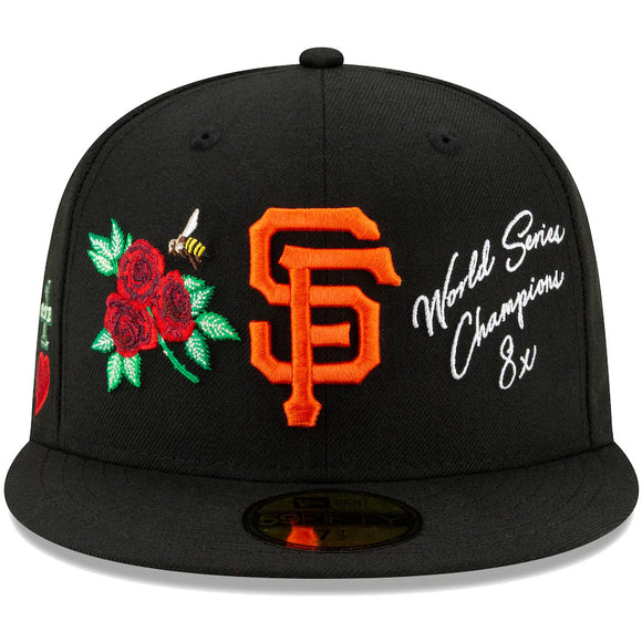 SAN FRANCISCO GIANTS ICON 2.0 59FIFTY FITTED