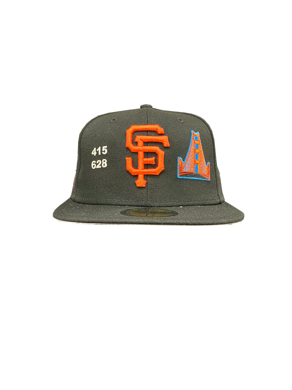 SAN FRANCISCO GIANTS LOCAL 59FIFTY FITTED