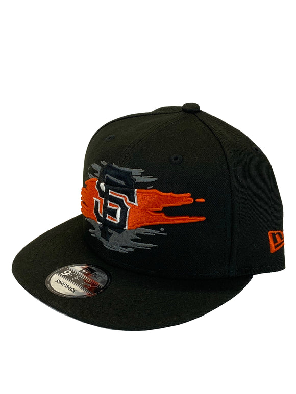 SAN FRANCISCO GIANTS LOGO TEAR 9FIFTY SNAPBACK
