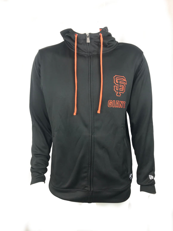 SAN FRANCISCO GIANTS MENS ARCH BACK NAME HD SWEATER