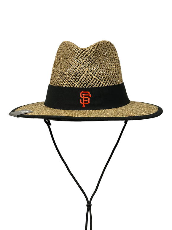 SAN FRANCSICO GIANTS STRAW HAT