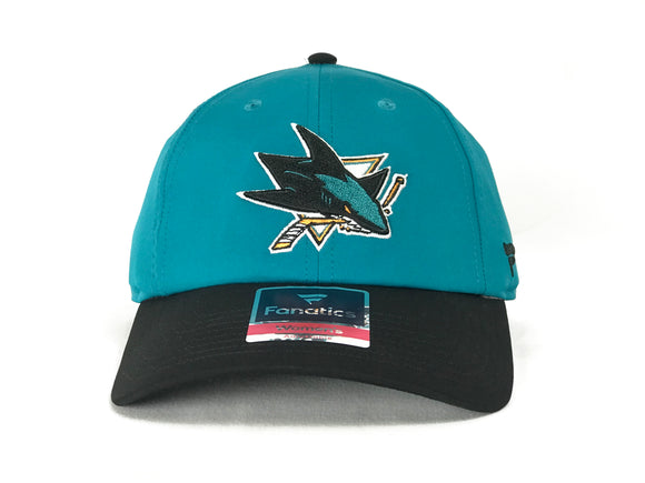 SAN JOSE SHARKS WOMENS ICONIC ADJUSTABLE HAT