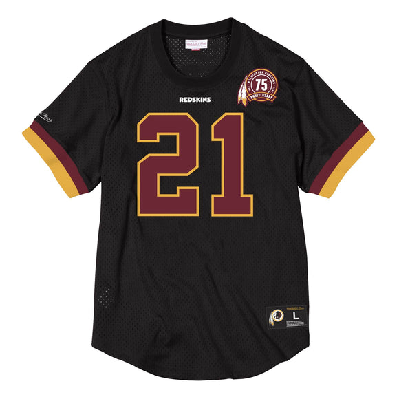 SEAN TAYLOR MEN'S MESH NAME & NUMBER JERSEY