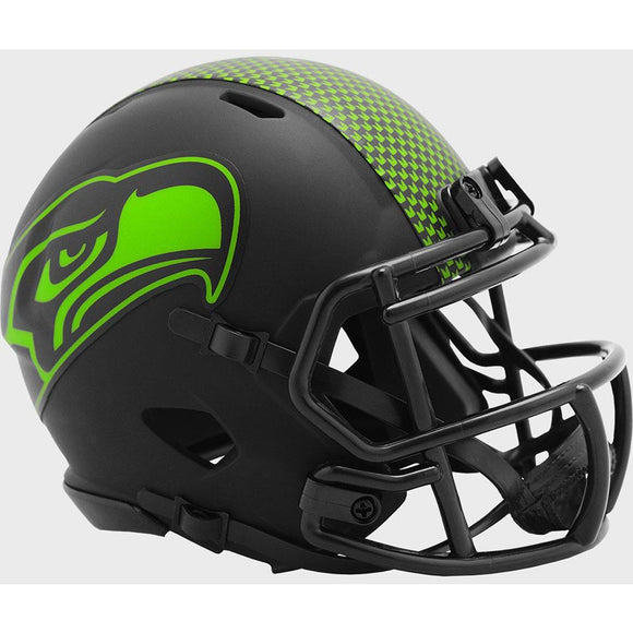 SEATTLE SEAHAWKS ECLIPSE MINI SPEED HELMET