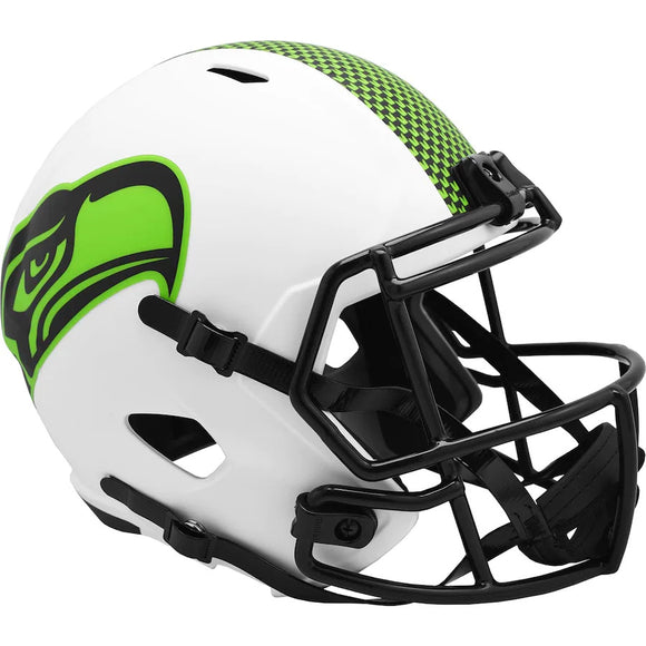 SEATTLE SEAHAWKS LUNAR MINI SPEED HELMET