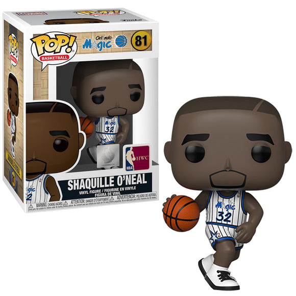 SHAQUILLE ONEAL MAGIC POP VINYL