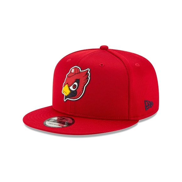 ST.LOUIS CARDINALS CLUBHOUSE 9FIFTY SNAPBACK