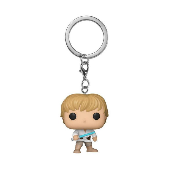 STAR WARS LUKE SKYWALKER POP! KEYCHAIN