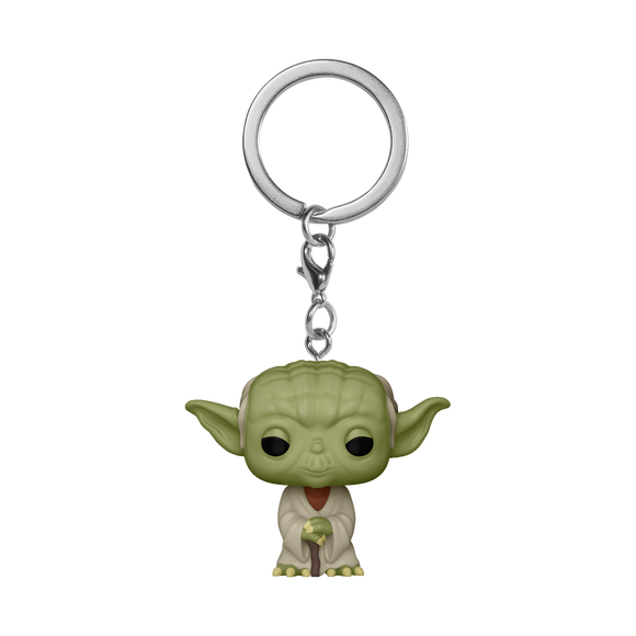 STAR WARS YODA POP! KEYCHAIN