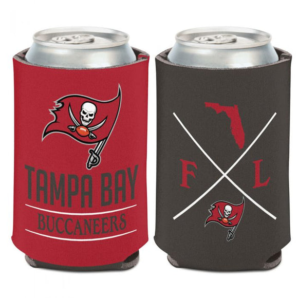 TAMPA BAY BUCCANEERS HIPSTER CAN HOLDER