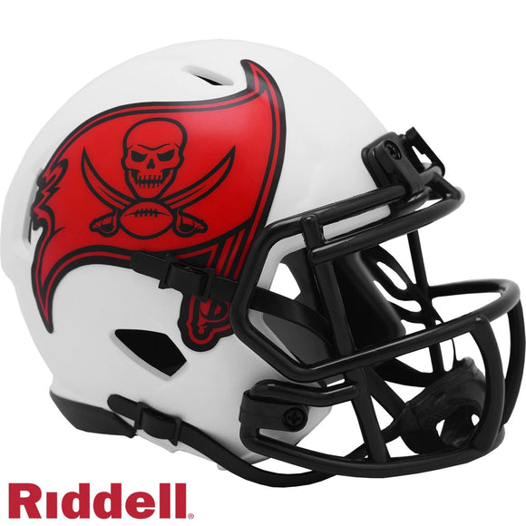 TAMPA BAY BUCCANEERS LUNAR MINI SPEED HELMET