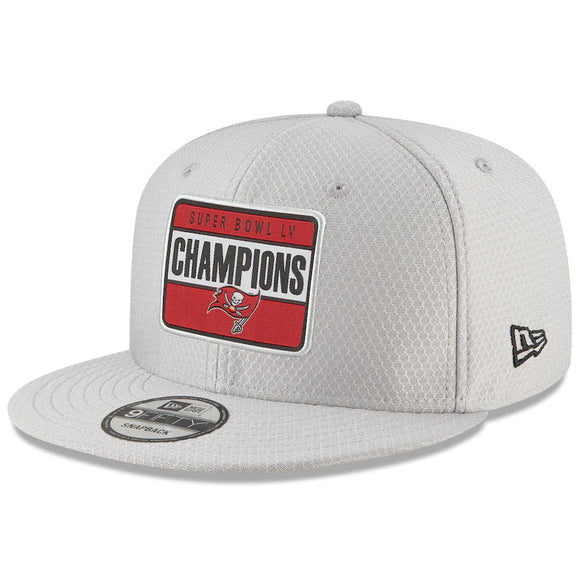 TAMPA BAY BUCCANEERS SUPER BOWL LV CHAMPS PARADE CELEBRATION 9FIFTY SNAPBACK