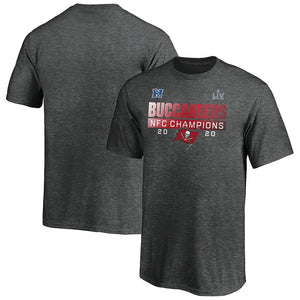 TAMPA BAY BUCCANEERS YOUTH  2020 NFC CHAMPS SCRAMBLE T-SHIRT