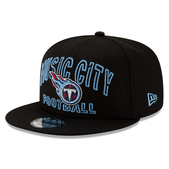 TENNESSEE TITANS 2020 DRAFT DAY ALTERNATE 9FIFTY SNAPBACK
