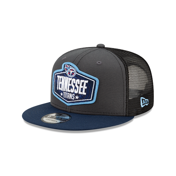 TENNESSEE TITANS 2021 DRAFT 9FIFTY SNAPBACK