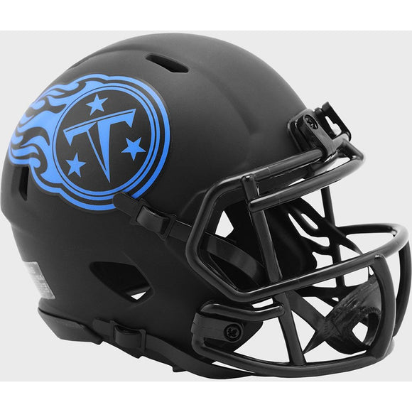 TENNESSEE TITANS ECLIPSE MINI SPEED HELMET
