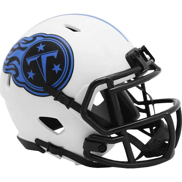 TENNESSEE TITANS LUNAR MINI SPEED HELMET