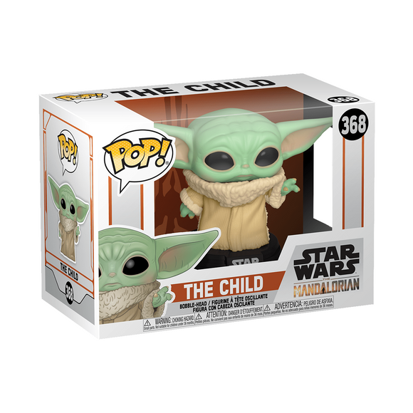 THE CHILD-STAR WARS MANDALORIAN FUNKO POP!