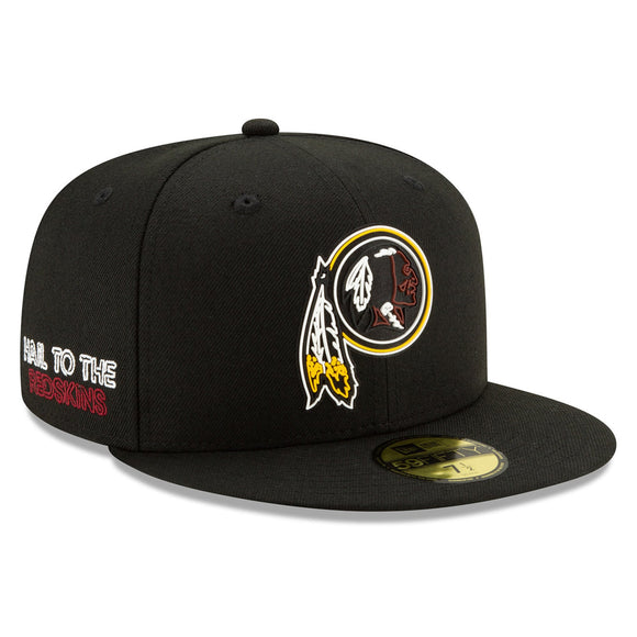 WASHINGTON REDSKINS 2020 DRAFT DAY 59FIFTY FITTED