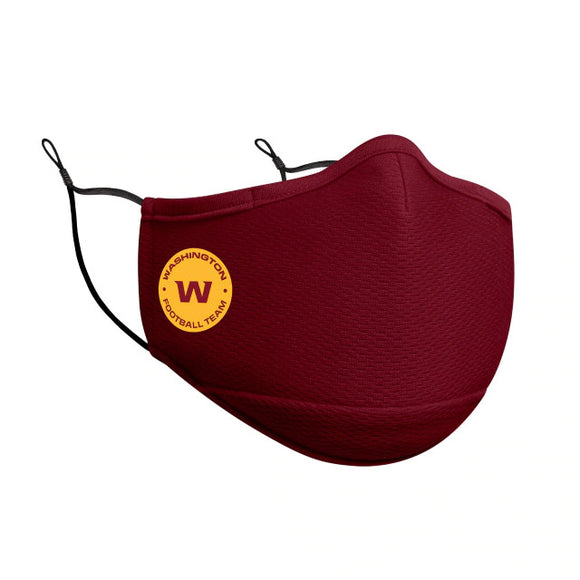 WASHINGTON REDSKINS FACE MASK-RED