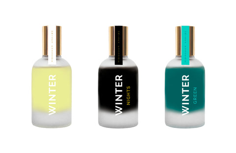 Winter | Winter Nights | Winter Green by Dasein