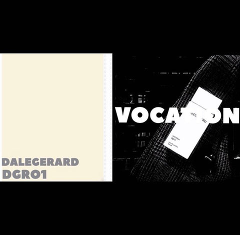 Vocation by DALEGERARD